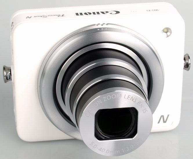 Canon Powershot N 7