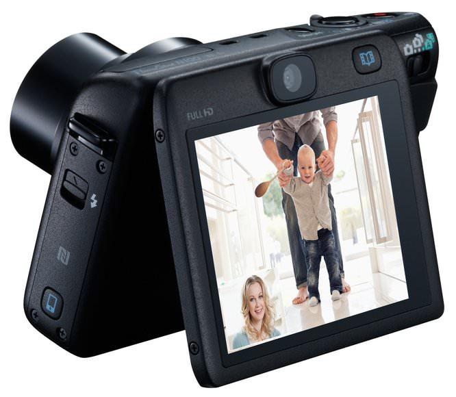 PowerShot N100 BLACK BSL