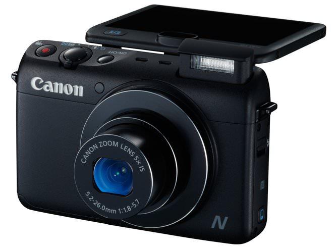 PowerShot N100 BLACK FSL 4