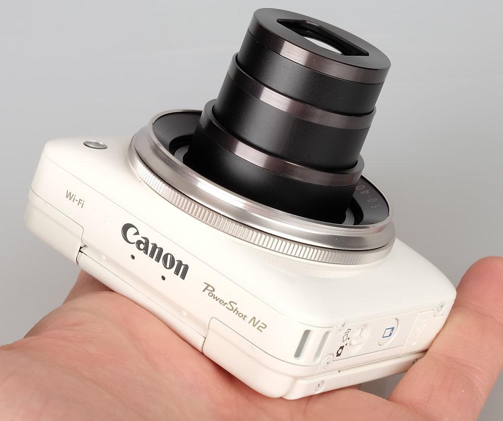Canon Powershot N2 (1)
