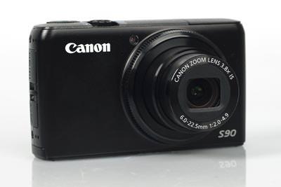 Canon Powershot S90 main image
