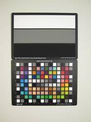Canon Powershot S90 studio ISO100 test