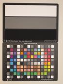 Canon Powershot S95 test chart ISO200 speed test