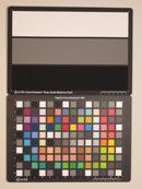 Canon Powershot S95 test chart ISO80 speed test