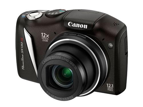 Canon PowerShot SX130 IS Digital Compact Camera