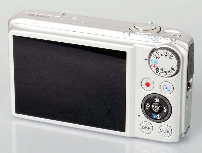 Canon Powershot Sx240 Hs Screen