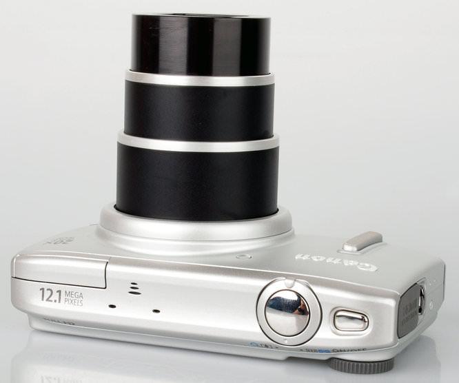 Canon Powershot Sx240 Hs Top