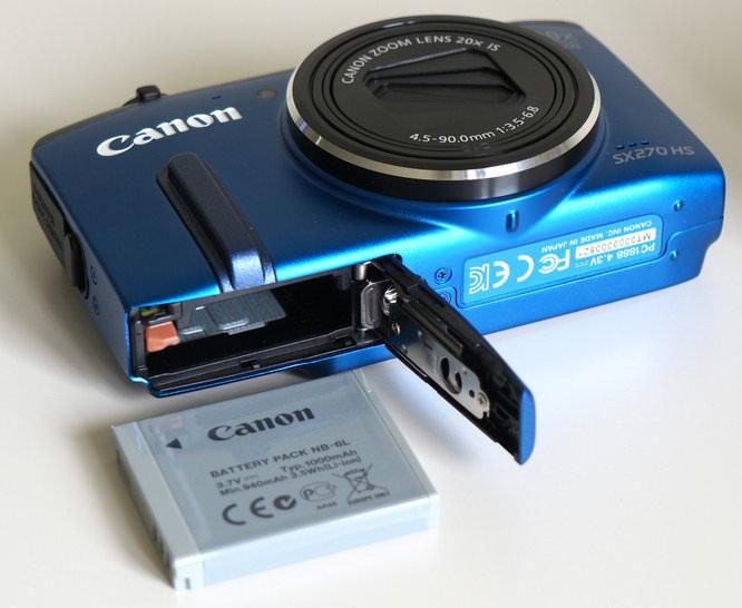 Canon Powershot Sx270 Hs (2)