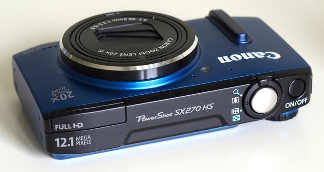 Canon Powershot Sx270 Hs (3)