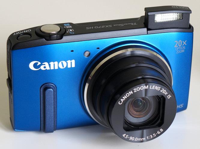 Canon Powershot Sx270 Hs (8)