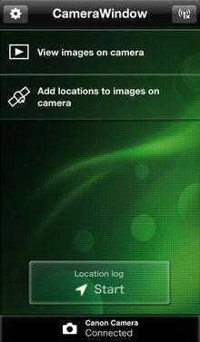 Canon Camera Window1