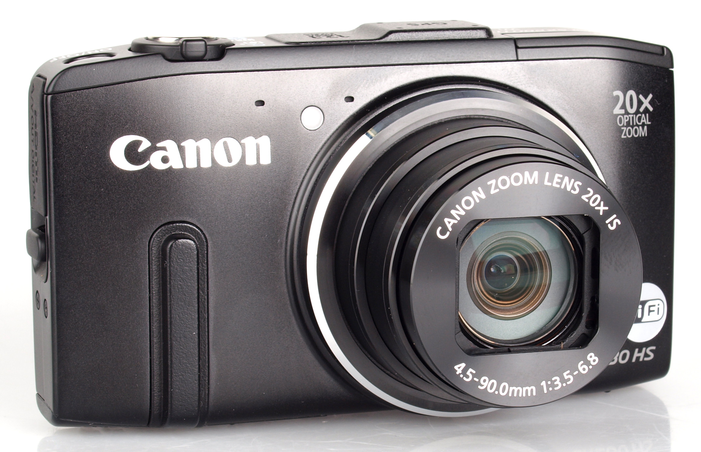 New Technology Articles: Canon PowerShot SX280 HS Review |Canon Powershot Sx280