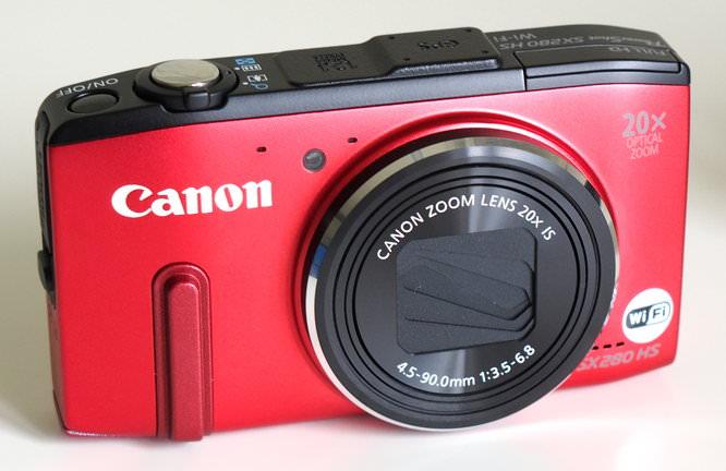 Canon Powershot Sx280 Hs (1)