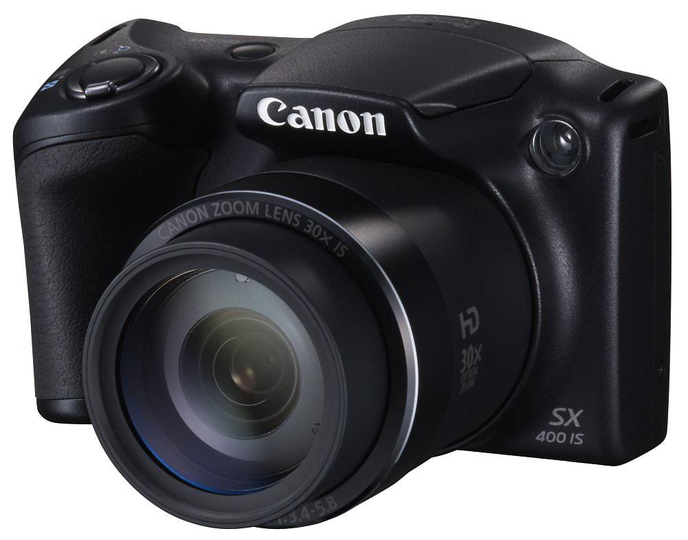 PowerShot SX400 IS FSL Black