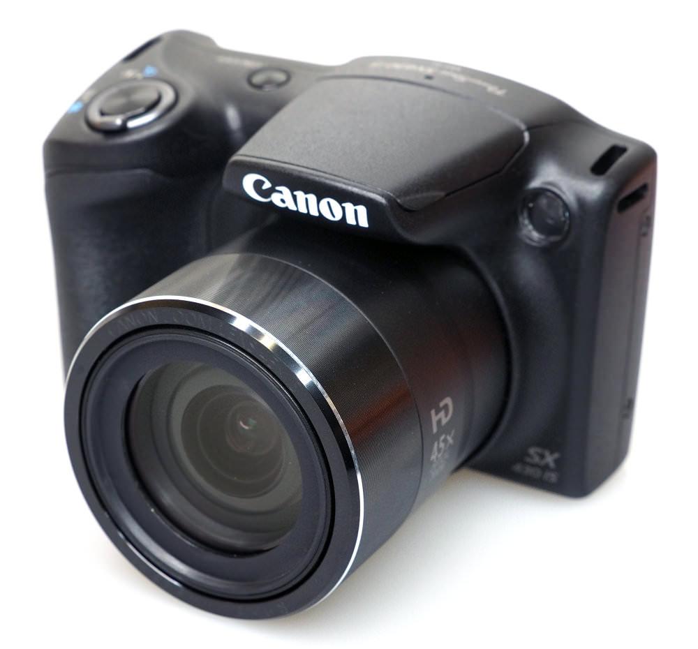 Canon Powershot SX430 IS (1)