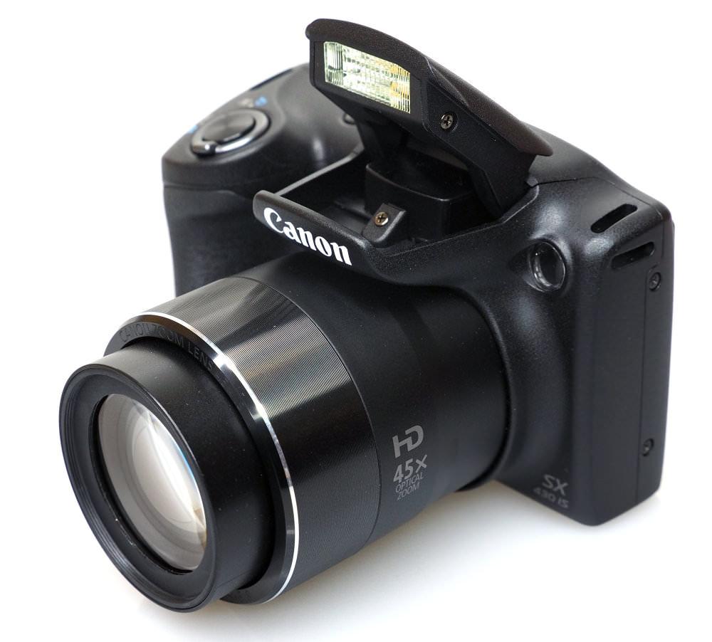 Canon Powershot SX430 IS (2)