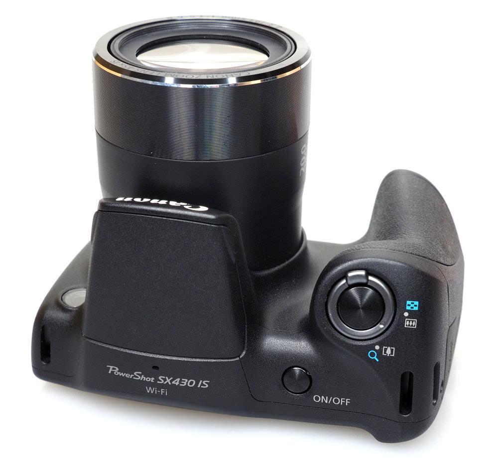 Canon Powershot SX430 IS (7)