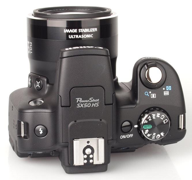 canon powershot sx50 hs 50x optical zoom digital camera review rh ephotozine com Canon PowerShot Digital Camera Canon PowerShot SX130 Is