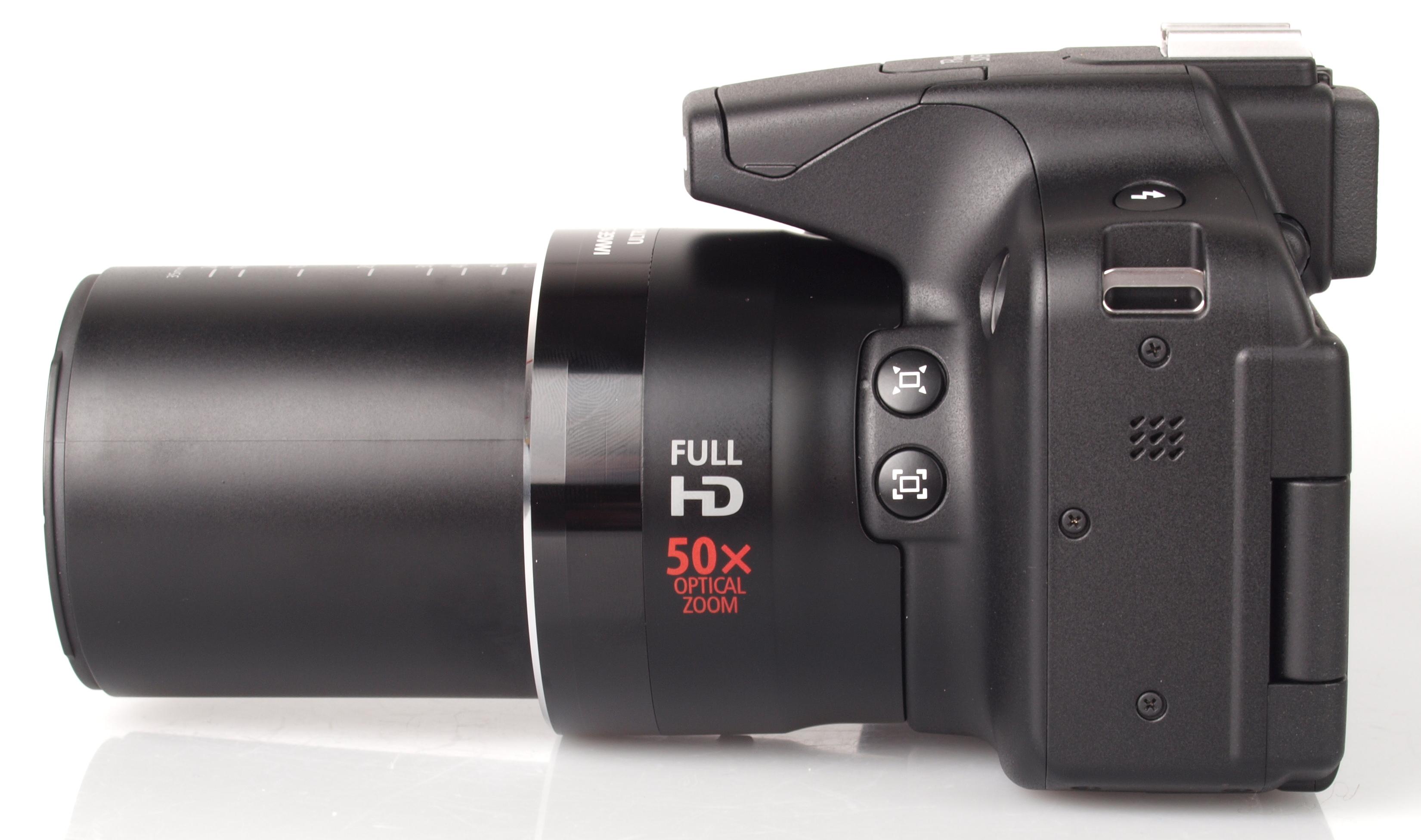 Canon Powershot Sx50 Hs 50x Optical Zoom Digital Camera Review
