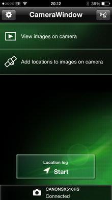 Canon Powershot Sx510 Hs Wi Fi Screenshot 1