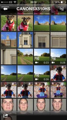 Canon Powershot Sx510 Hs Wi Fi Screenshot 2