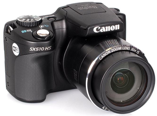 Canon Powershot SX510 HS (3)