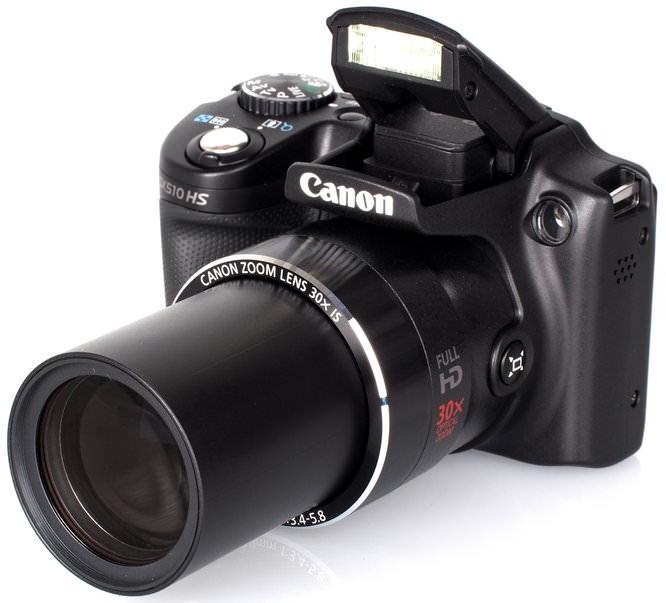 Canon Powershot SX510 HS (4)