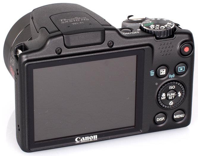 Canon Powershot SX510 HS (6)