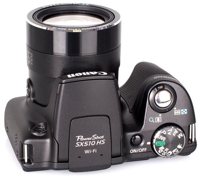 Canon Powershot SX510 HS (9)