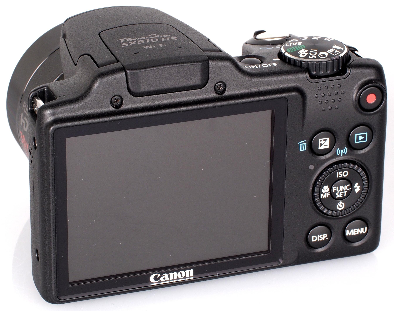 Canon Powershot SX510 HS Review