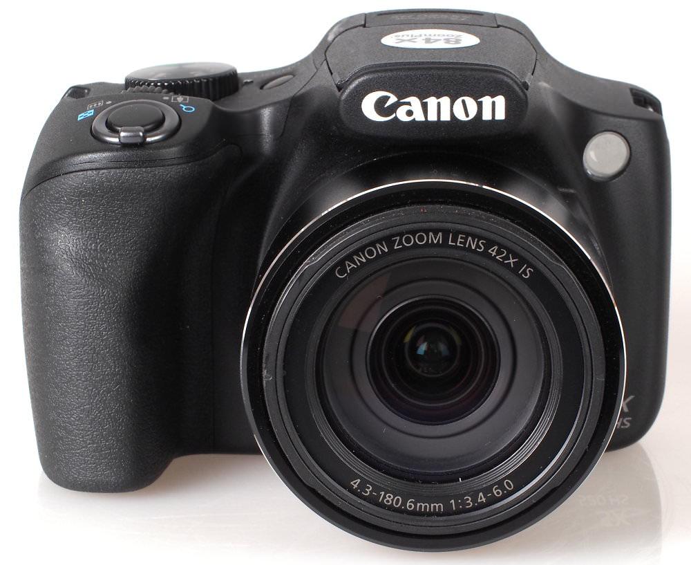 Canon Powershot SX520HS (2)