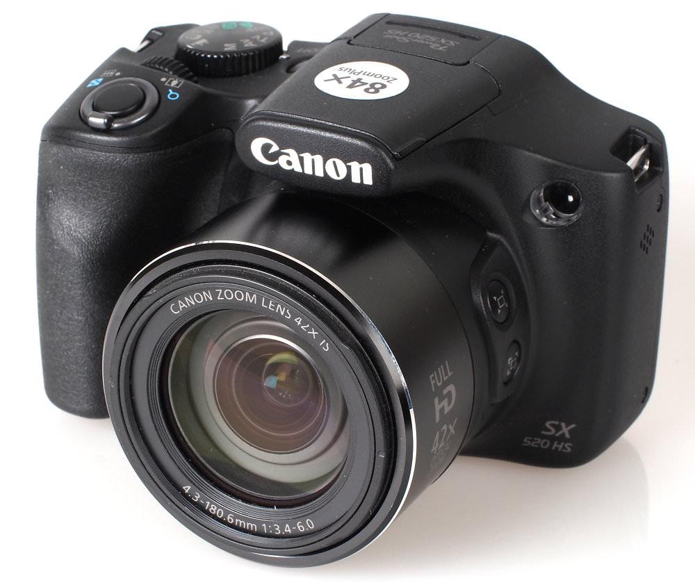 Canon Powershot SX520HS (3)