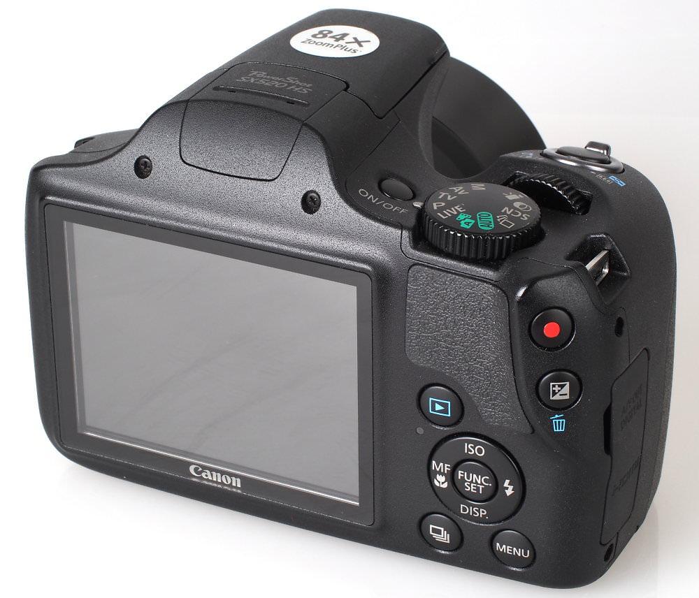 Canon Powershot SX520HS (7)