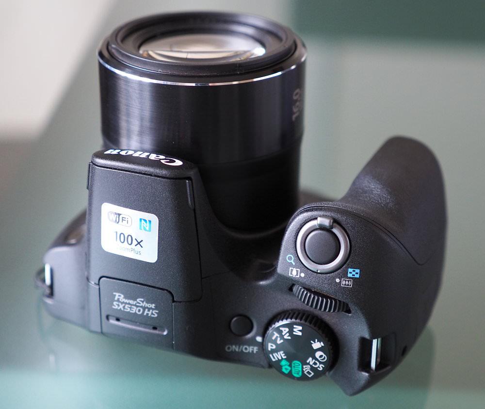 Canon Powershot SX530 HS (5)