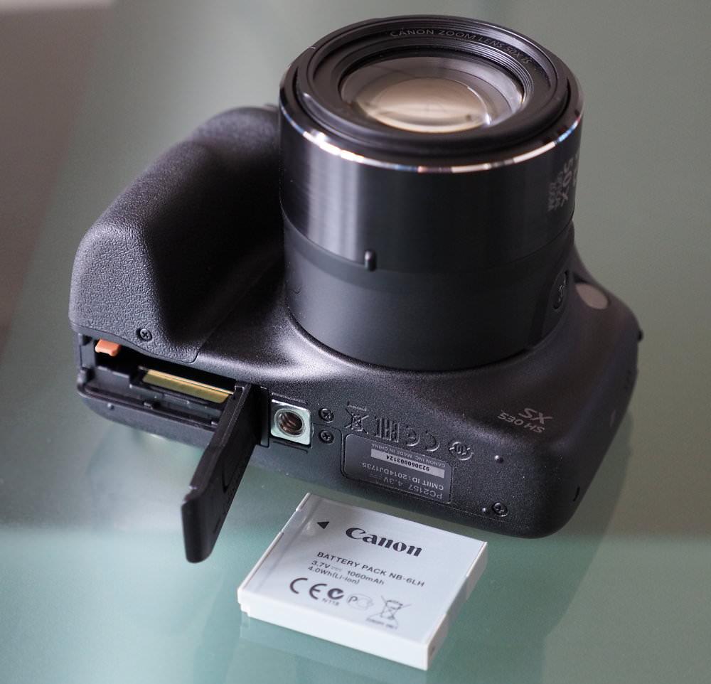 Canon Powershot SX530 HS (7)