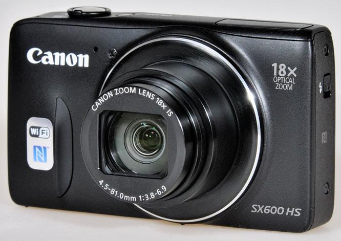 Canon Powershot Sx600 Hs 2