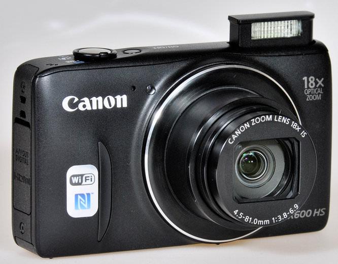 Canon Powershot Sx600 Hs 3