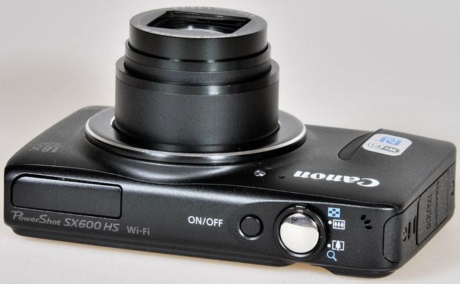 Canon Powershot Sx600 Hs 4