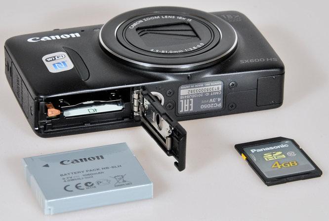 Canon Powershot Sx600 Hs 6