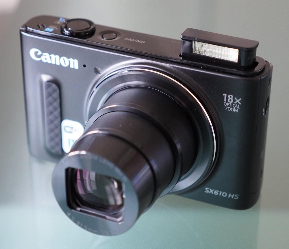 Canon Powershot SX610 HS (5)