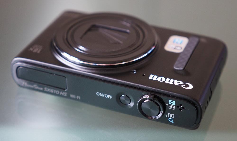 Canon Powershot SX610 HS (6)
