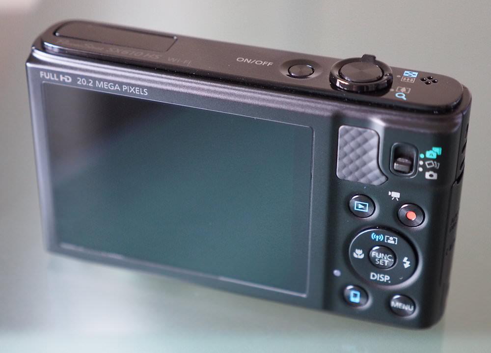 Canon Powershot SX610 HS (7)
