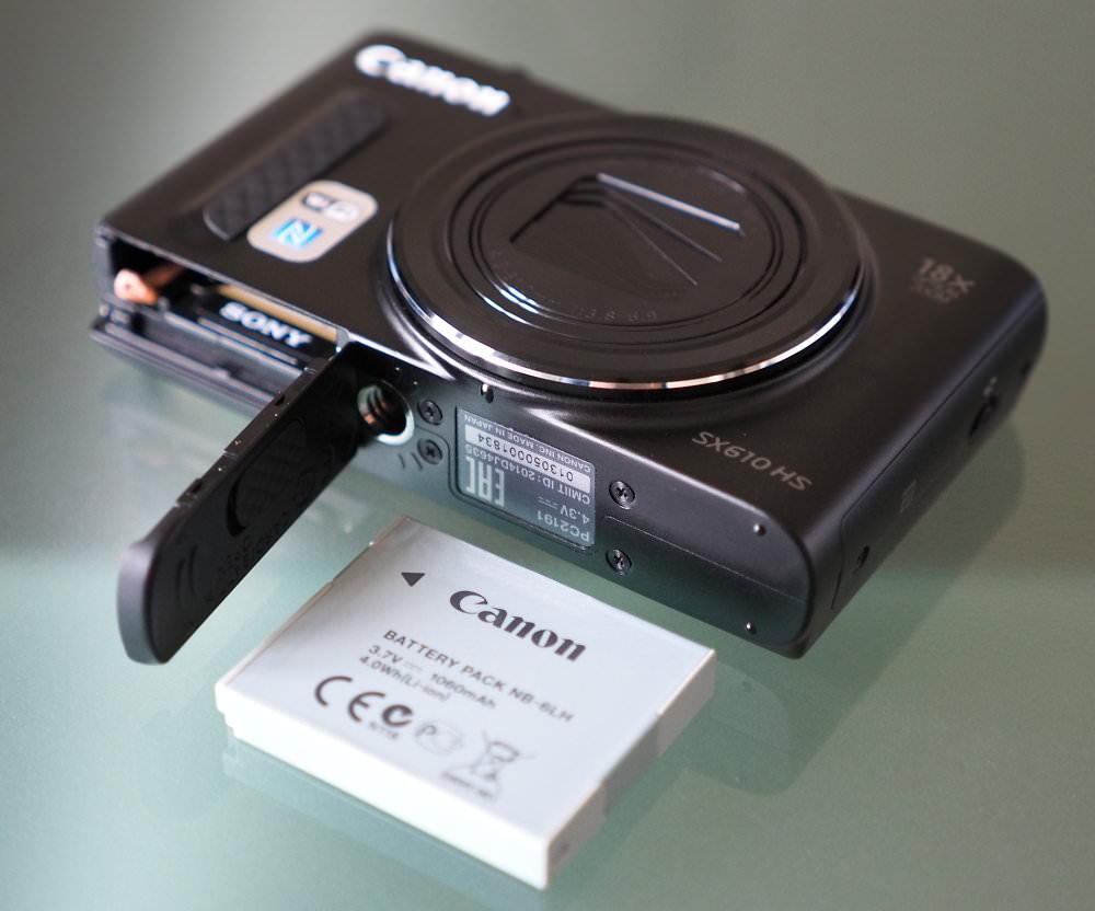 Canon Powershot SX610 HS (8)