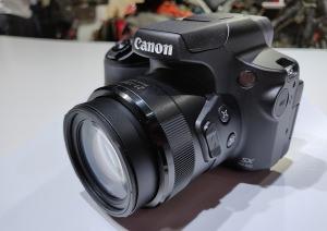 Canon Powershot SX70 HS Hands-On Photos