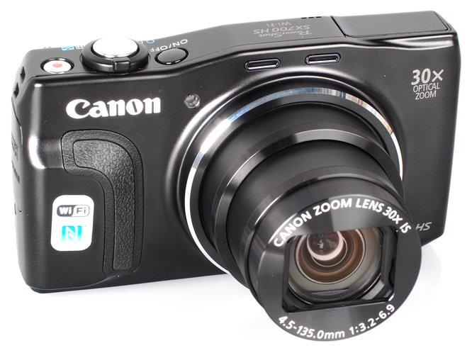 Canon Powershot SX700 HS Black (3)