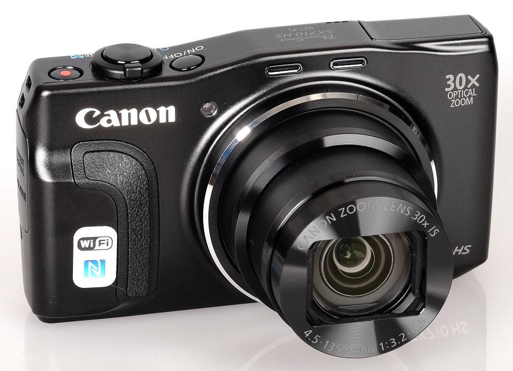 Canon Powershot SX710 Black (3)