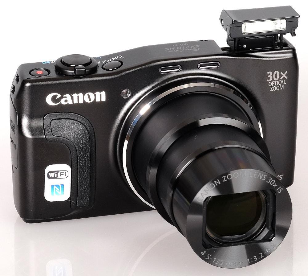 Canon Powershot SX710 Black (4)