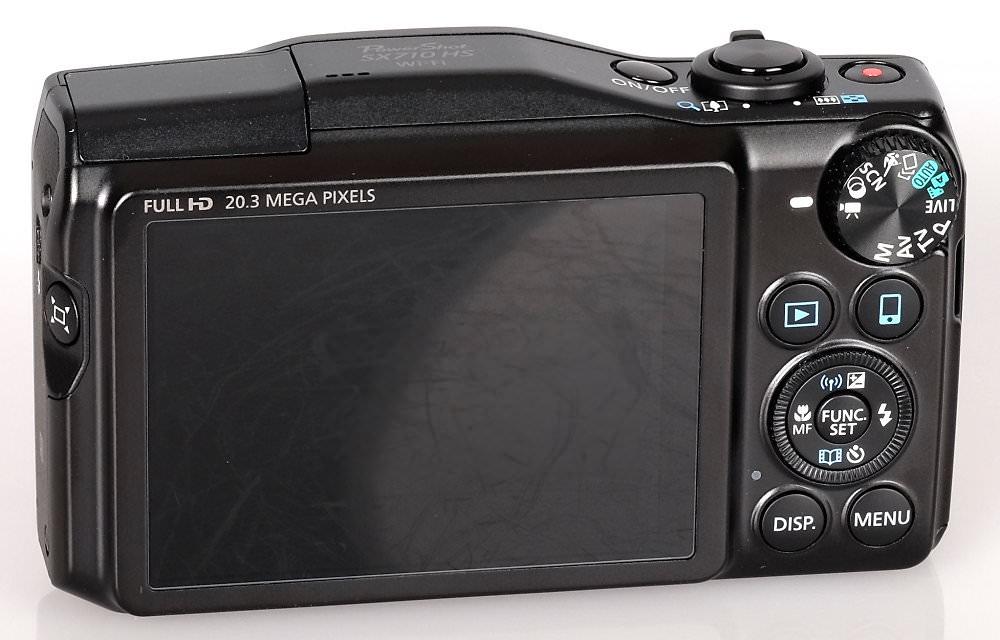 Canon Powershot SX710 Black (6)