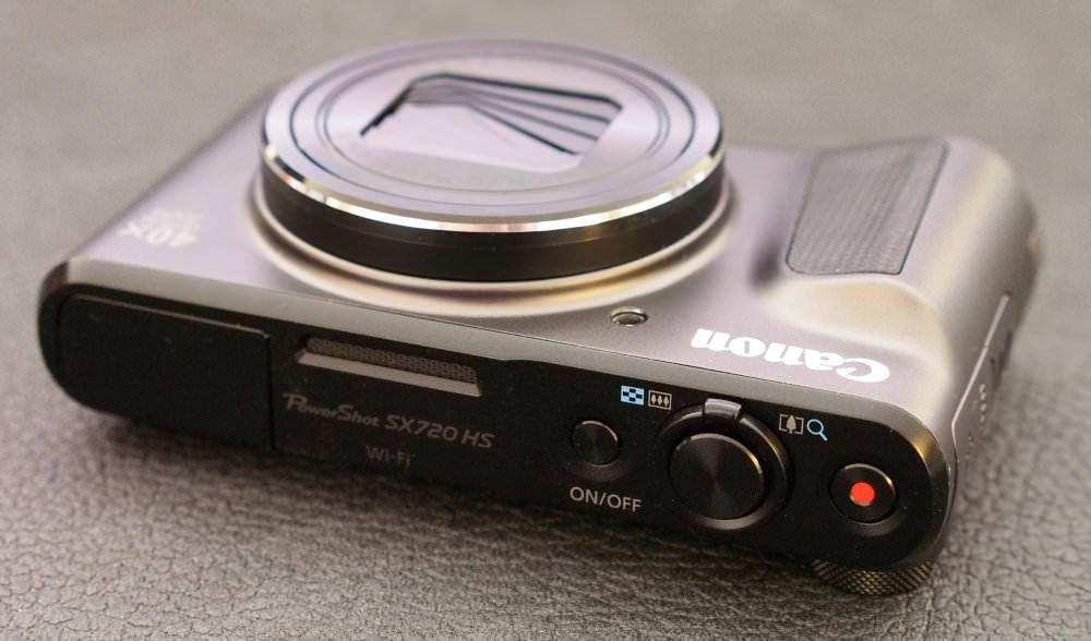 Canon Powershot SX720 HS (7)