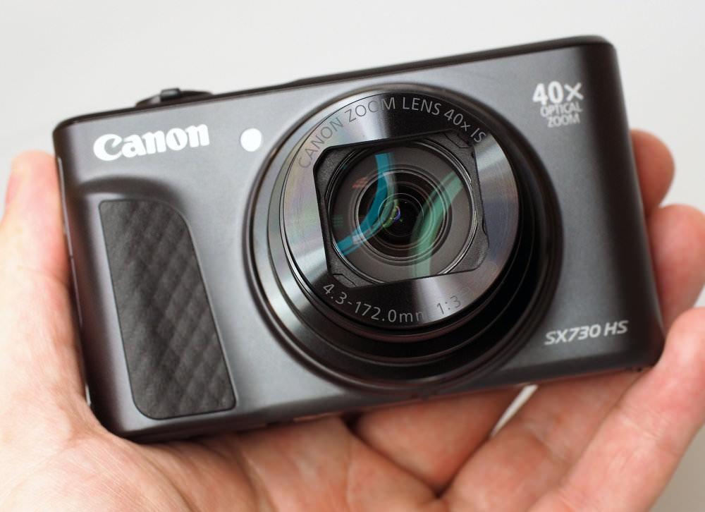 Canon Powershot SX730 HS (1)